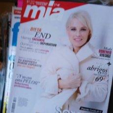 Coleccionismo de Revistas y Periódicos: REVISTA MIA SORAYA ARNELAS SIN MIEDO ALBUM. Lote 151029124