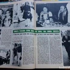 Coleccionismo de Revistas y Periódicos: VICTOR MANUEL DE SABOYA MARINA DORIA LA PRINCESA SORAYA. Lote 151038642