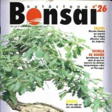 Colecionismo de Revistas e Jornais: == R10 - REVISTA - BONSAI AUTÓCTONO N-26. Lote 151203158