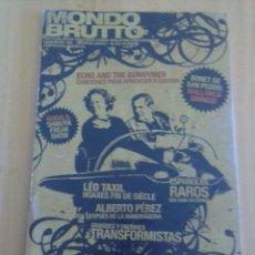 Coleccionismo de Revistas y Periódicos: MONDO BRUTTO N°38. Lote 151355086