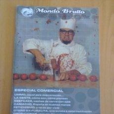 Coleccionismo de Revistas y Periódicos: MONDO BRUTTO N°27. Lote 151355154