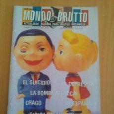 Coleccionismo de Revistas y Periódicos: MONDO BRUTTO N°26. Lote 151355242