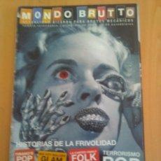 Coleccionismo de Revistas y Periódicos: MONDO BRUTTO N° 29. Lote 151355426
