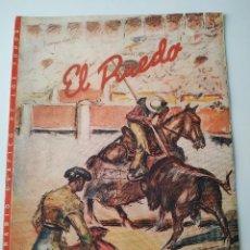 Coleccionismo de Revistas y Periódicos: REVISTA EL RUEDO Nº 208 DE 17/06/1948. Lote 151373750