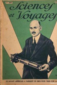 1925 Sciences et Voyages nº285