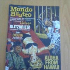 Coleccionismo de Revistas y Periódicos: MONDO BRUTTO N° 32. Lote 151374942