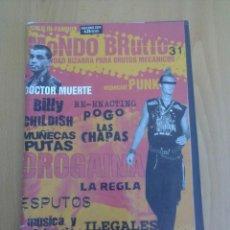 Coleccionismo de Revistas y Periódicos: MONDO BRUTTO N° 31. Lote 151375426