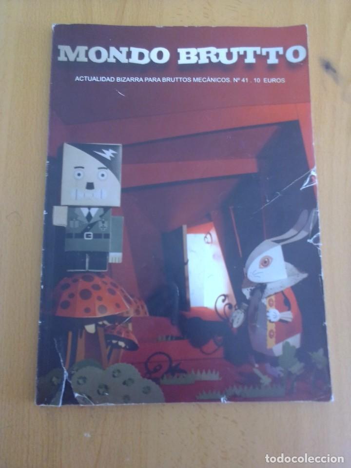 MONDO BRUTTO N° 41 (Coleccionismo - Revistas y Periódicos Modernos (a partir de 1.940) - Otros)