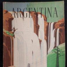Coleccionismo de Revistas y Periódicos: ARGENTINA. ÓRGANO DE LA CÁMARA ARGENTINA DE COMERCIO EN ESPAÑA. 1949. REVISTA. AÑO III Nº 7. Lote 151460302