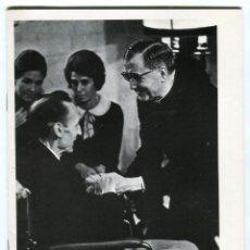 Coleccionismo de Revistas y Periódicos: JOSÉ MARIA ES CRIBA DE BALAGUER FUNDADOR DEL OPUS DEI HOJA INFORMATIVA Nº 3 MADRID 1982. Lote 151561786
