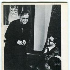 Coleccionismo de Revistas y Periódicos: JOSÉ MARIA ES CRIBA DE BALAGUER FUNDADOR DEL OPUS DEI HOJA INFORMATIVA Nº 1 MADRID 1976. Lote 151561814