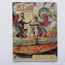 Coleccionismo de Revistas y Periódicos: REVISTA FALLERA EL COET, FALLAS VALENCIA 1968. Lote 152008482