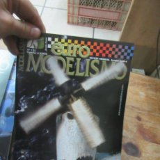 Coleccionismo de Revistas y Periódicos: REVISTA EURO MODELISMO Nº 125 DICIEMBRE 2002 L-17332-3. Lote 152266450