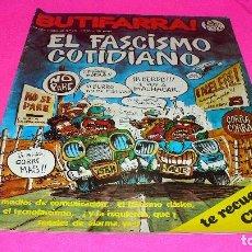 Coleccionismo de Revistas y Periódicos: BUTIFARRA Nº 10, EL FASCISMO COTIDIANO, TE RECUERDO CHILE, DEL AÑO 1978.. Lote 152268142