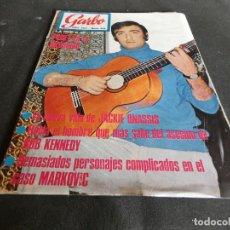 Coleccionismo de Revistas y Periódicos: REVISTA GARBO NUM 831 5 FEBRERO 1969 PERET JACKIE ONASSIS. Lote 152288190
