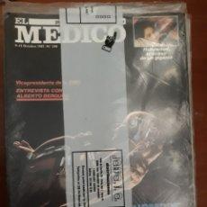 Coleccionismo de Revistas y Periódicos: LOTE 22 REVISTAS EL MEDICO PRECINTADAS. Lote 152537852