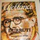 Coleccionismo de Revistas y Periódicos: AJOBLANCO Nº 17 DICIEMBRE 1976 50 PÁG. (EN ESTADO NORMAL). Lote 152557154