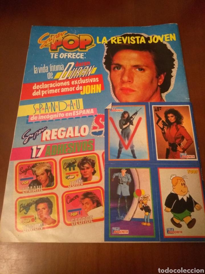 Coleccionismo de Revistas y Periódicos: Revista Tele Indiscreta n'7 sere V (completa) - Foto 3 - 181451481