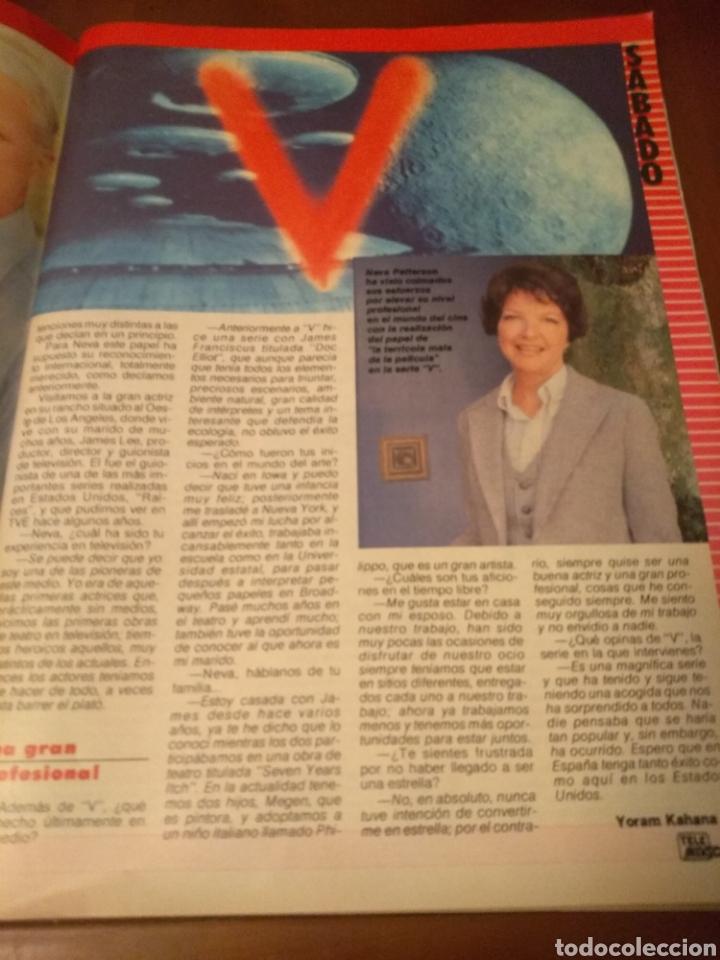 Coleccionismo de Revistas y Periódicos: Revista Tele Indiscreta n'7 sere V (completa) - Foto 7 - 181451481