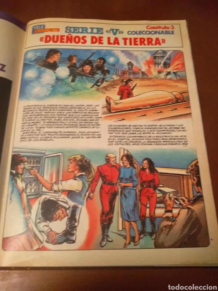 Coleccionismo de Revistas y Periódicos: Revista Tele Indiscreta n'7 sere V (completa) - Foto 9 - 181451481