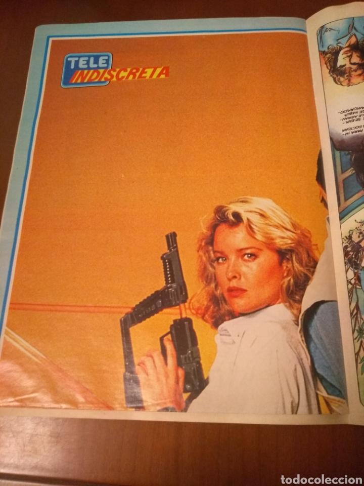 Coleccionismo de Revistas y Periódicos: Revista Tele Indiscreta n'7 sere V (completa) - Foto 10 - 181451481
