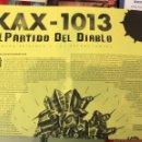 Coleccionismo de Revistas y Periódicos: KAX-1013 + LOS BORBONES EN PELOTA. Lote 152616156