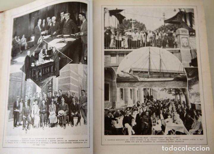 Coleccionismo de Revistas y Periódicos: Blanco y Negro Revista Ilustrada, 2 volúmenes, año 1924 completo - Foto 6 - 152632226