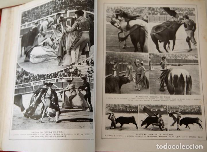 Coleccionismo de Revistas y Periódicos: Blanco y Negro Revista Ilustrada, 2 volúmenes, año 1924 completo - Foto 7 - 152632226