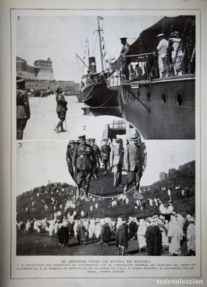 Coleccionismo de Revistas y Periódicos: Blanco y Negro Revista Ilustrada, 2 volúmenes, año 1924 completo - Foto 8 - 152632226