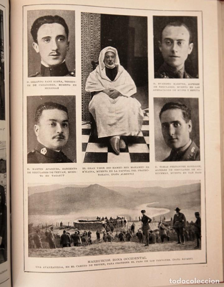 Coleccionismo de Revistas y Periódicos: Blanco y Negro Revista Ilustrada, 2 volúmenes, año 1924 completo - Foto 15 - 152632226