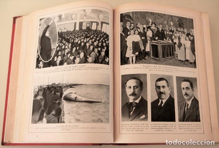 Coleccionismo de Revistas y Periódicos: Blanco y Negro Revista Ilustrada, 2 volúmenes, año 1924 completo - Foto 22 - 152632226