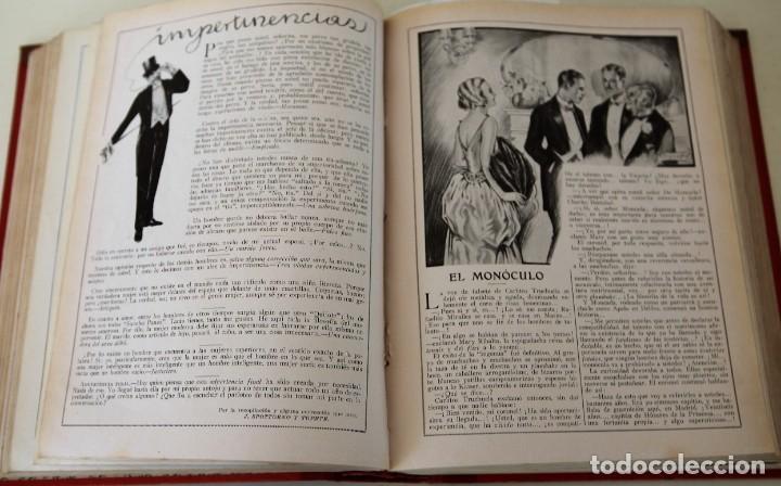Coleccionismo de Revistas y Periódicos: Blanco y Negro Revista Ilustrada, 2 volúmenes, año 1924 completo - Foto 24 - 152632226