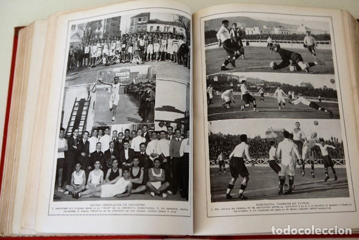 Coleccionismo de Revistas y Periódicos: Blanco y Negro Revista Ilustrada, 2 volúmenes, año 1924 completo - Foto 25 - 152632226