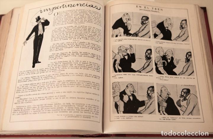 Coleccionismo de Revistas y Periódicos: Blanco y Negro Revista Ilustrada, 2 volúmenes, año 1924 completo - Foto 28 - 152632226