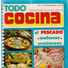 Coleccionismo de Revistas y Periódicos: TODO COCINA - AÑO 1 / Nº 2 - COCINA POPULAR . Lote 153096818
