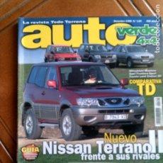 Coleccionismo de Revistas y Periódicos: REVISTA AUTO VERDE N,129 DICIEMBRE DE 1999. Lote 153122546
