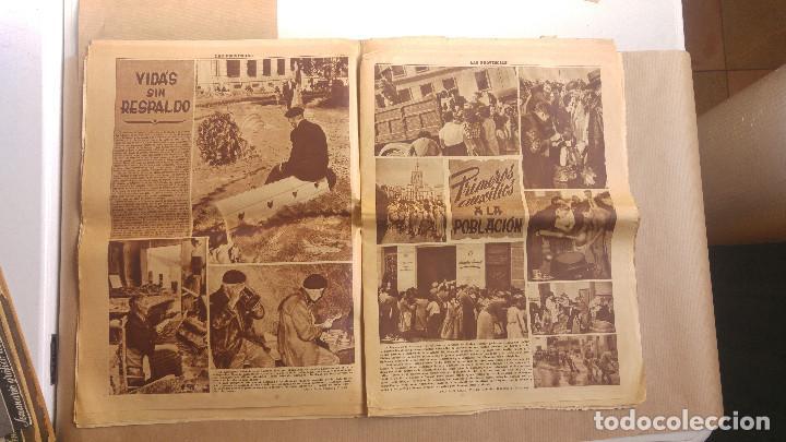 Coleccionismo de Revistas y Periódicos: LAS PROVINCIAS - Número 14 de octubre de 1957 , riada de Valencia. MUCHAS FOTOGRAFIAS - Foto 7 - 153237806