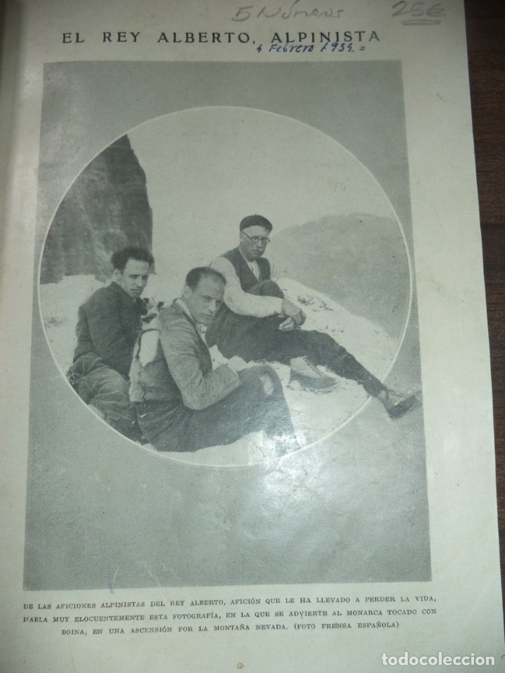 Coleccionismo de Revistas y Periódicos: REVISTA BLANCO Y NEGRO. 5 REVISTAS ENCUADERNADAS. AÑO 44. 1934. LEER. - Foto 2 - 153313078