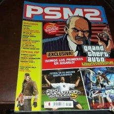 Coleccionismo de Revistas y Periódicos: REVISTA DE VIDEOJUEGOS PSM2 JUEGOS PLAYSTATION . Lote 153327154