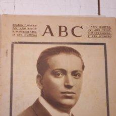 Coleccionismo de Revistas y Periódicos: ABC CALVO SOLTELO, NÚMERO SUELTO, JULIO 1936. Lote 153439650