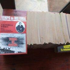Coleccionismo de Revistas y Periódicos: TIEMPO DE HISTORIA - Nº 1 AL Nº 60 - DICIEMBRE 1974 A NOVIEMBRE 1979. Lote 153445906