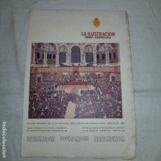 Coleccionismo de Revistas y Periódicos: LA ILUSTRACION IBERO-AMERICANA 1929 - EXPOSICION BARCELONA. Lote 153488726