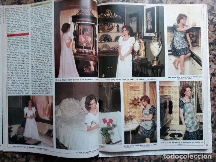 Coleccionismo de Revistas y Periódicos: LICIA CALDERON - Foto 2 - 153559394