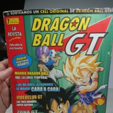 Collection Magazines and Newspapers - Dragon Ball GT La Revista N°7, Mayo 1999 - 153580805