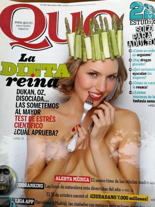 REVISTA QUO Nº 194 NOVIEMBRE 2011 (Coleccionismo - Revistas y Periódicos Modernos (a partir de 1.940) - Otros)