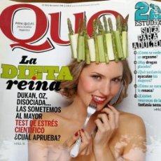 Coleccionismo de Revistas y Periódicos: REVISTA QUO Nº 194 NOVIEMBRE 2011. Lote 153595462