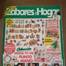Coleccionismo de Revistas y Periódicos: LABORES DEL HOGAR. N 470 OCTUBRE 1997. Lote 153828886