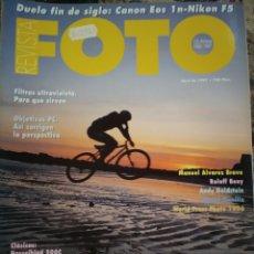 Coleccionismo de Revistas y Periódicos: REVISTA FOTO N.172. Lote 153832384