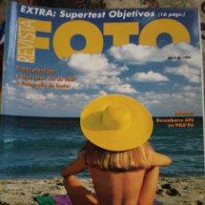 Coleccionismo de Revistas y Periódicos: REVISTA FOTO N.160. Lote 153834486
