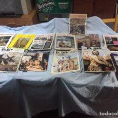 Coleccionismo de Revistas y Periódicos: SEMANA SANTA CUENCA. Lote 153951330